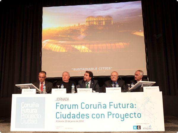 Fundacion Emalcsa Coruna Futura 2014