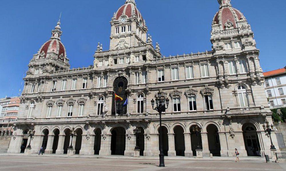 120 años de la Plaza de María Pita
