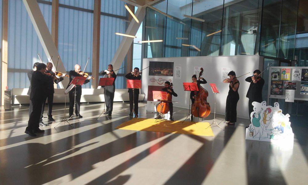 Programa Cultura Accesible e Inclusiva, de Fundación Emalcsa
