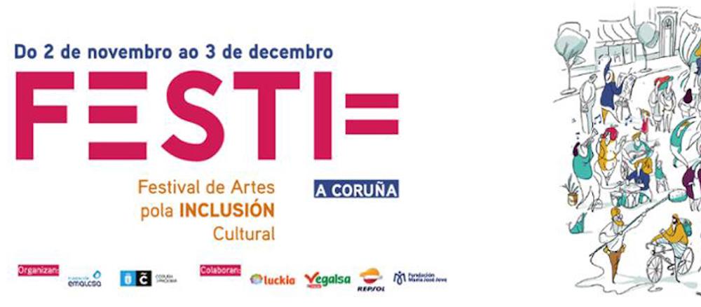 Festigual Programa Cultura Accesible e Inclusiva
