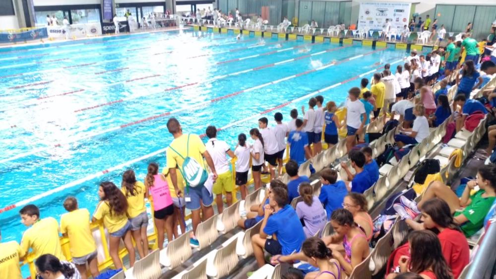 Campeonato de España Alevin Natación